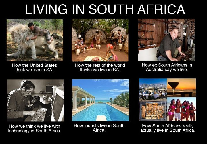 South Africa Today Today is my South
